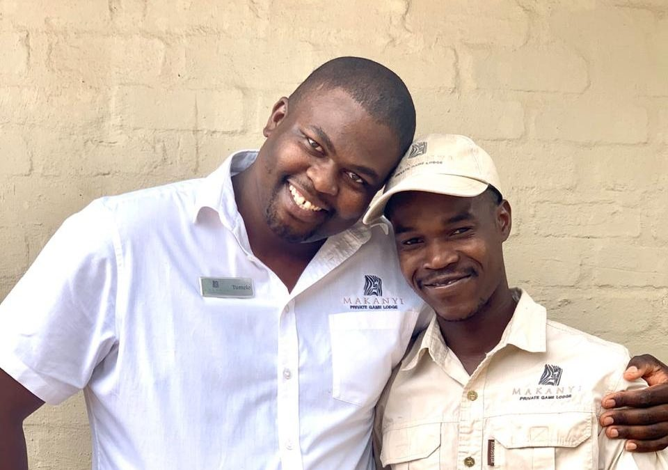 Meet the team – Tumelo and Matimba